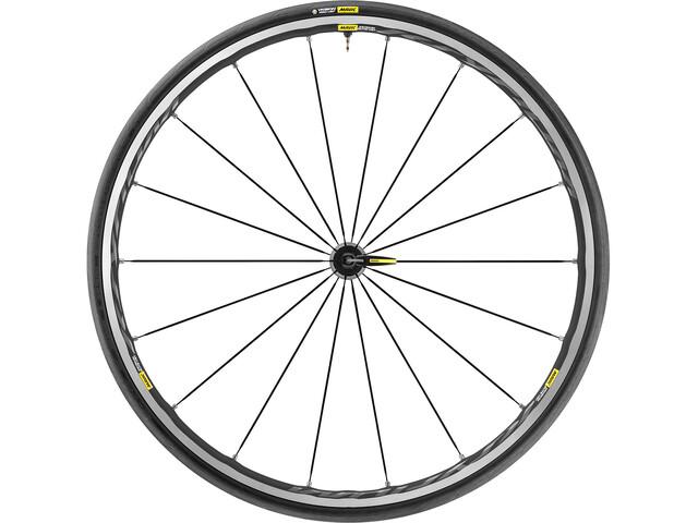 Mavic Ksyrium Elite UST Front Wheel black/grey